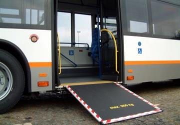 Access for mobility impaired passengers