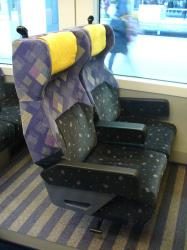 Green Class Seating