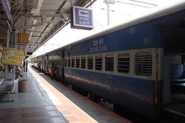 Train at The Puducherry
