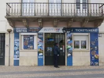 Ticket sales office