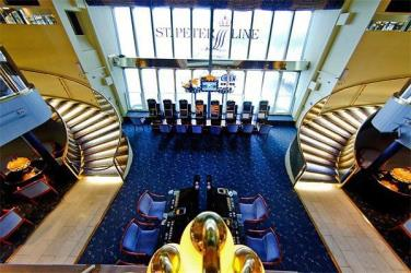 Interior of M/S Princess Maria