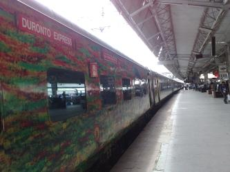 Pune Howrah Duronto Express
