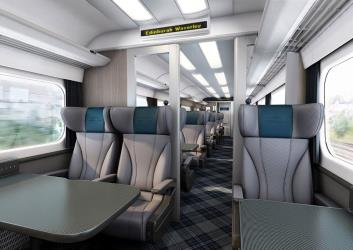 ScotRail interior
