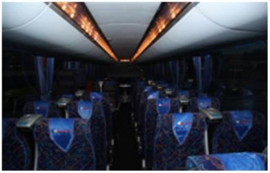 Neoplan Starliner Interior