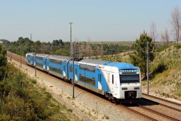 Fertagus train