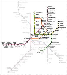 Rapid KL Map