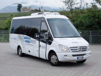Airport Transfer Van