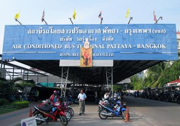 Pattaya Bus Station