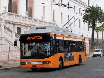 AMN trolleybus