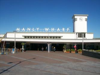 Manly Ferry Terminal