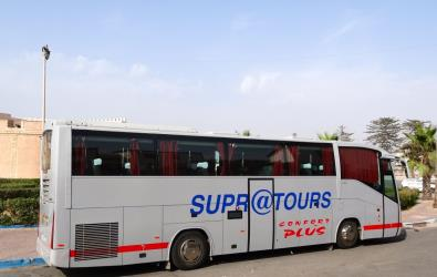 Supratours Comfort Plus bus