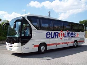 Eurolines IT bus side