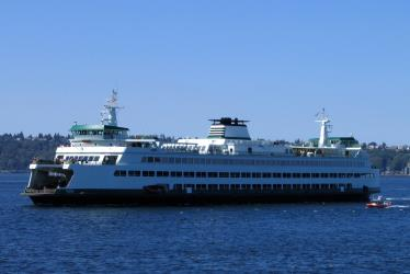Washington State Ferry Tacoma
