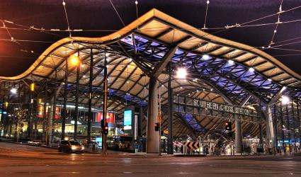 Southern Cross Station - Melbourne