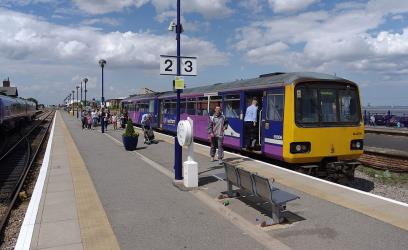 Exterior of Northern Rail