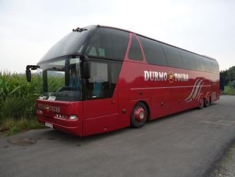 Durmo tours bus