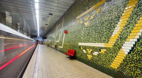 Grozavesti Subway station