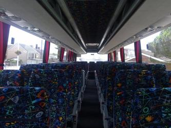 South Wales Transport Bus Interior