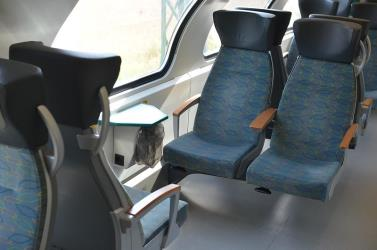 1st class seating