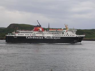 MV Isle of Mull car ferry