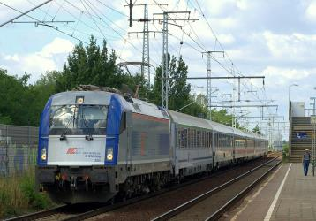 PKP Intercity train