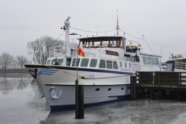Exterior of Verboot Ferry