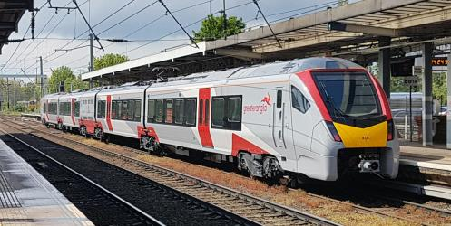 FLIRT BMU for Greater Anglia