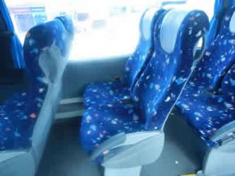 TerraVision Bus Seats