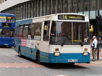 Arriva North West bus