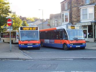 High Peak Buses