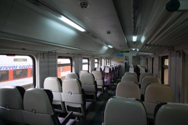LG train interior