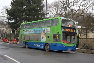 Scania N230UD double decker bus