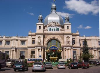 Lviv Central Railway Station