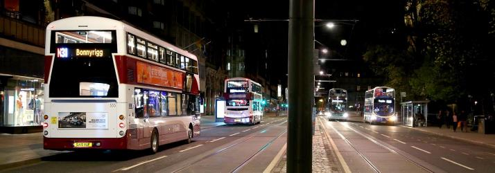 Night buses