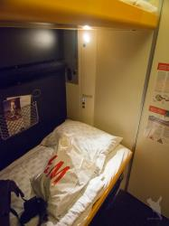 EuroNight Interior cabin