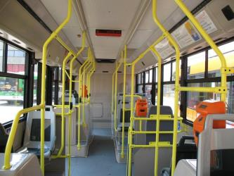 Inside STP bus