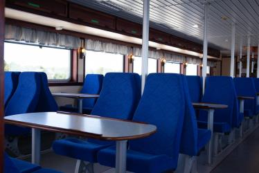 Ferry seating