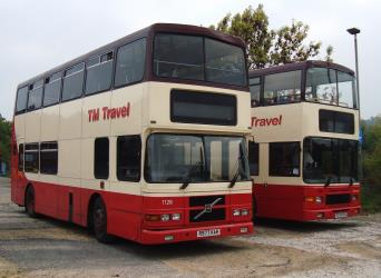 TM Travel Double Deck Bus