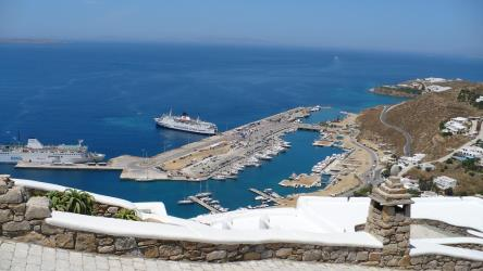 New Mykonos Harbour