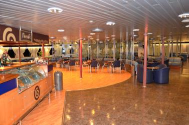 Golden Star Ferries Lounge