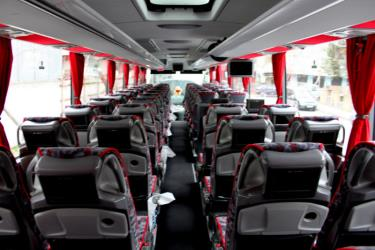 Tourismo interior seating