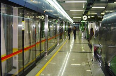 Guangfo Line station