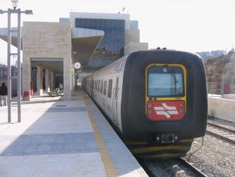 Jerusalem Malcha Station