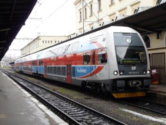 Elefant - Czech regional train