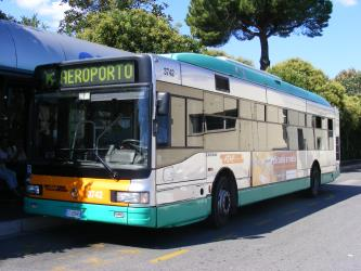 ATAF bus in Florence