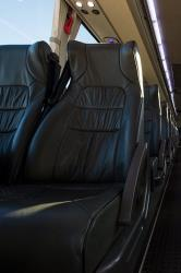 58 seat luxury bus and commuter bus seating