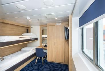 607 AJ Polar Outside Cabin MS Spitsbergen