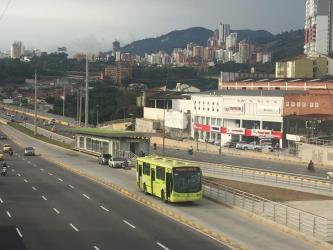Metrolinea bus