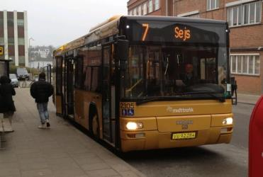 Silkeborg City bus