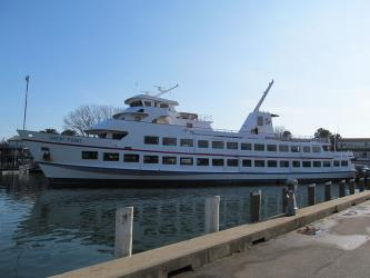 Exterior of Hy Line Cruises